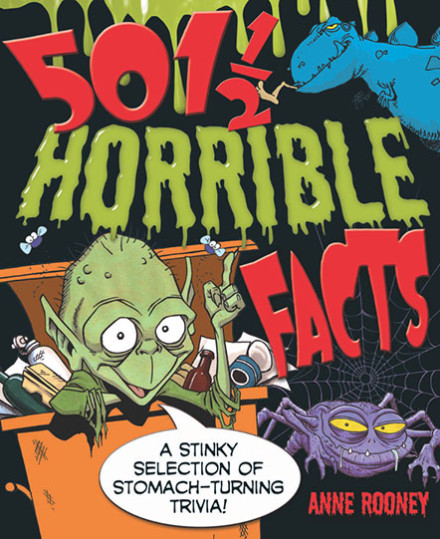 501½ Horrible Facts