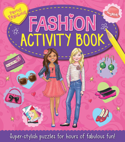 Fashion Activity Book