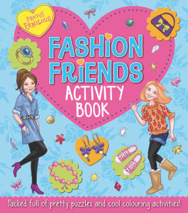 PF Fashion Friends Activity Book