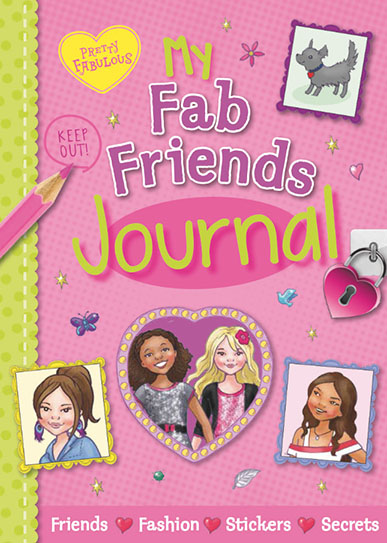 My Fab Friends Journal