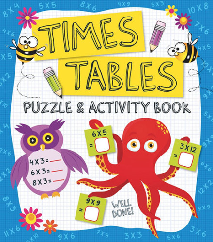 Times Tables Puzzle Activity